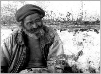Beggar in Kalimpong, Darjeeling. By Sukanto Debnath, Hyderabad